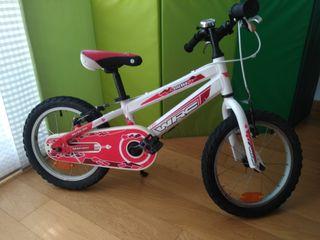 Bici infantil Conor 16 pulgadas