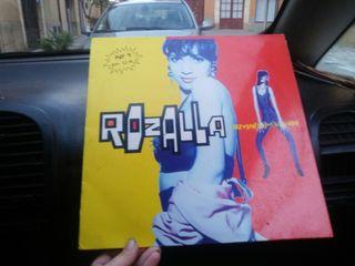 vinilo rozalla everybody's free