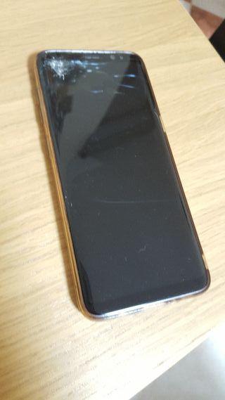 Móvil Samsung galaxy s8