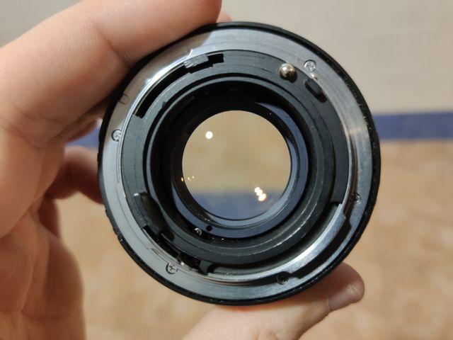 Objetivo X-Fujinon 50mm F1.9