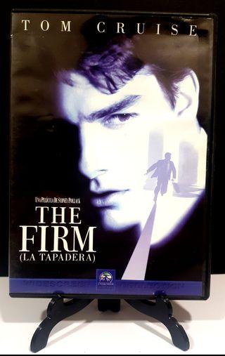The Firm la tapadera TOM CRUISE DVD