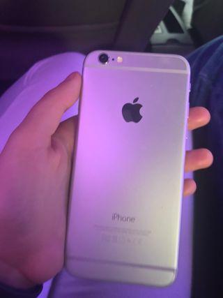 iPhone 6 Plateado de 64GB