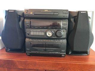 Equipo música Hi fi. SONY MHC-RX50. Alta calidad.