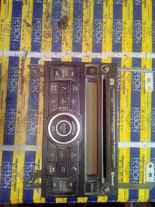 203697 Sistema audio / radio cd NISSAN x-trail