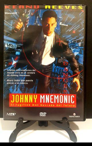 JOHNNY MNEMONIC formato dvd