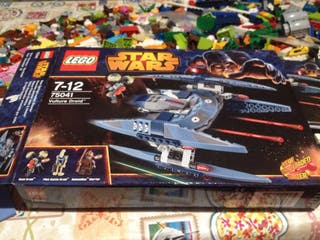 Lego Star Wars nave 75041