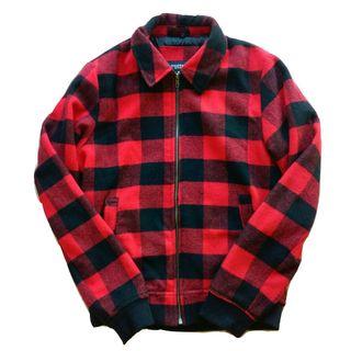chaqueta leñador talla M