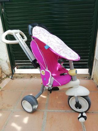 Triciclo evolutivo Smart Trike