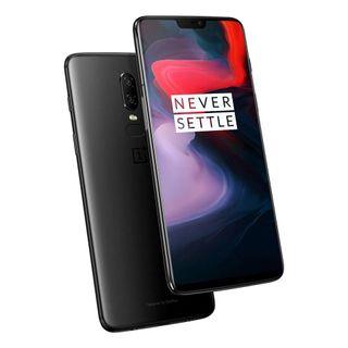 ONE PLUS 6 128GB Midnight Black Dual-SIM