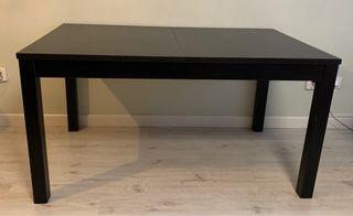 Mesa extensible Bjursta Ikea