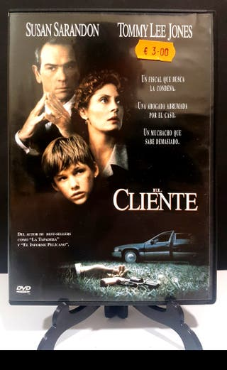 EL CLIENTE FORMATO DVD SUSAN SARANDON