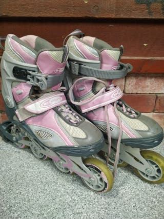 patines chica t-38