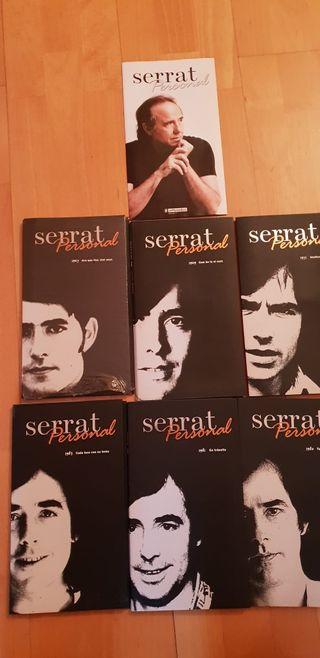 Colección Cd Serrat