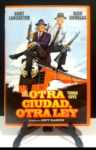 OTRA CIUDAD OTRA LEY FORMATO DVD