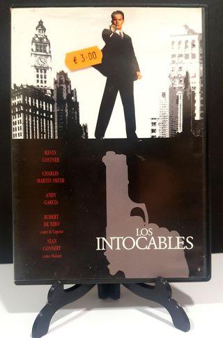 LOS INTICABLES DVD