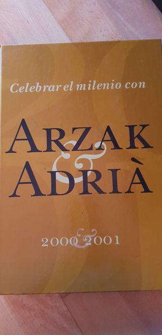 Libro Arzak&Adria