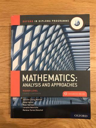 Libro 2019 Matemáticas Bachillerato Internacional