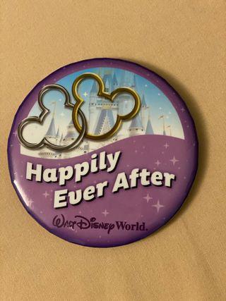 Chapa Disney grande