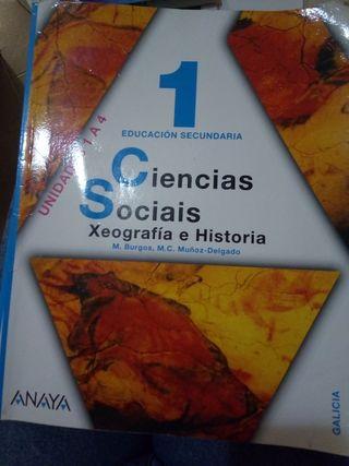 Libro 1ro Eso ciencias sociales