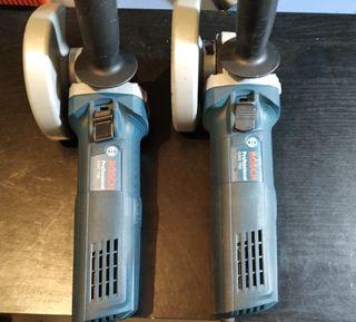 radial Bosch amoladora profesional