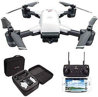 Drone idea 10 GPS+Batería y hélices de repuesto