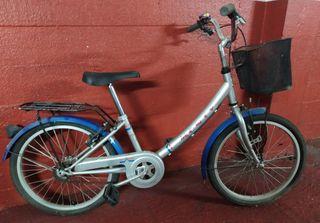 ¡OPORTUNIDAD! Bicicleta Monty