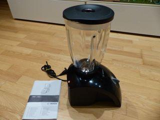 batidora Bosch con vaso de cristal 1.75 L