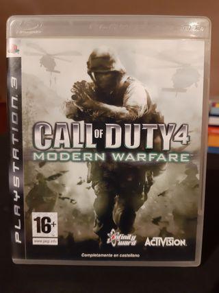 Call of Duty 4 Modern Warfare. Play 3