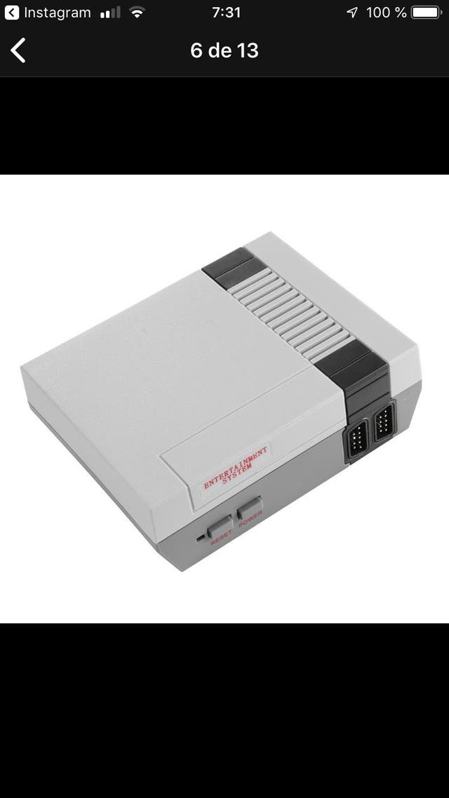 Mini Nintendo