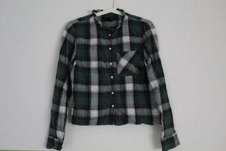 Camisa cuadros de Primark