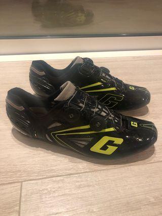 Zapatillas ciclismo carbono Gaerne