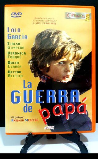 LA GUERRA DE PAPÁ DVD