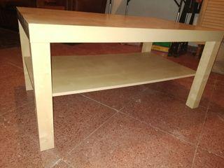 Mesa baja salón