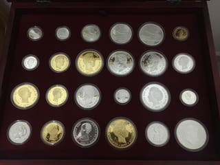"""Colección de monedas """"La Historia de la Peseta"""""""