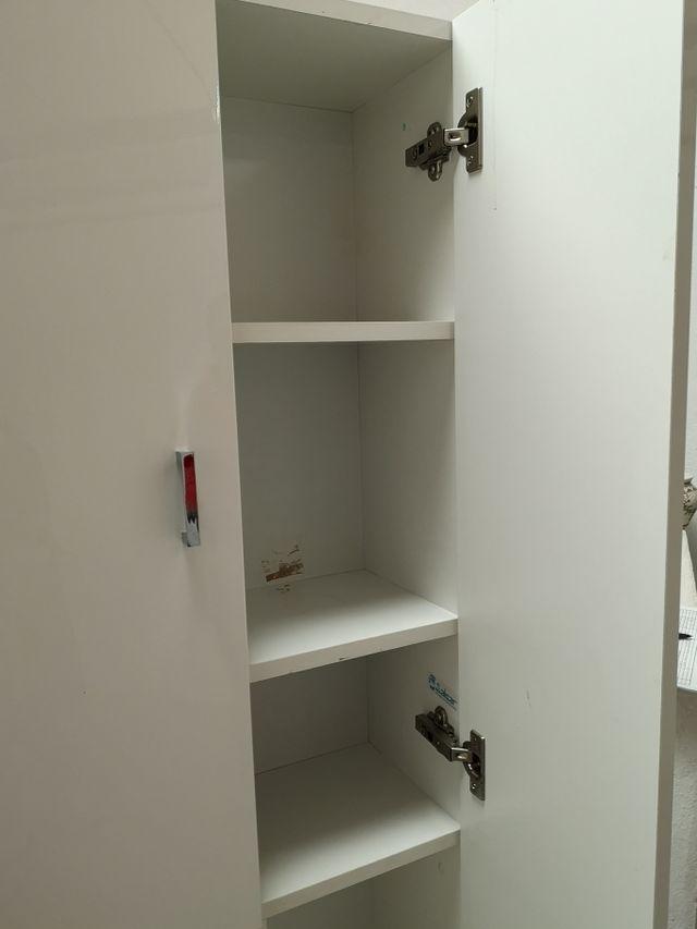 Armario baño 2 puertas