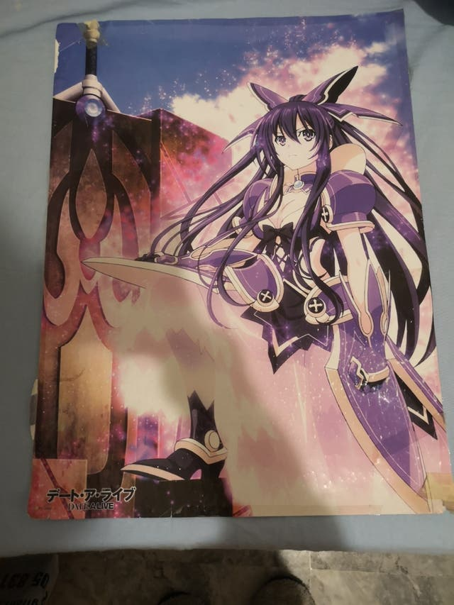 Póster Anime Date a Live