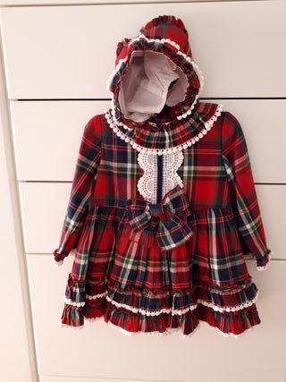 Vestido Dolce Petit. Talla 24 meses