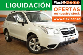 Subaru Forester 2.0 TD Executive