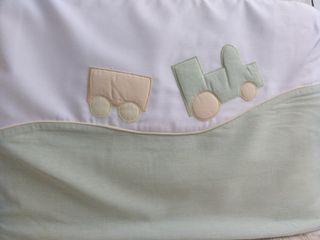Protector laterals bressol/cuna