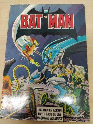 Comic álbum bruguera batman