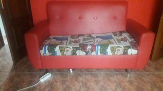 sillón de diseño dos plaza semi nuevos