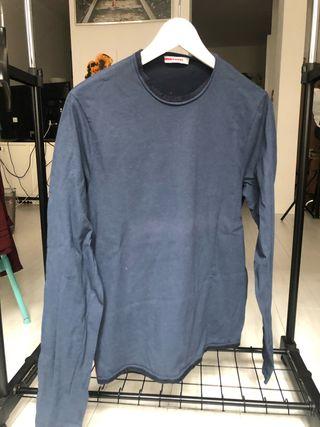 Camiseta manga larga Prada