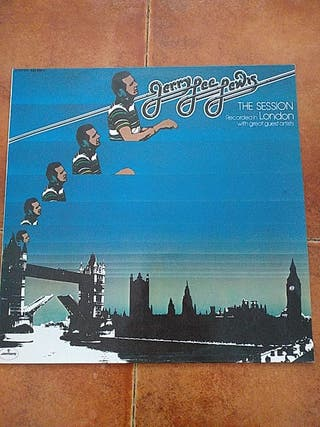 VINILO JERRY LEE LEWIS - THE SESSION RECORDER IN L
