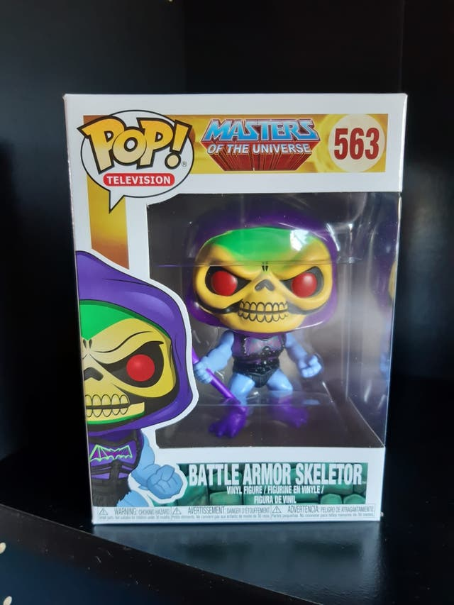 Funko Pop Master of the universe - Skeletor