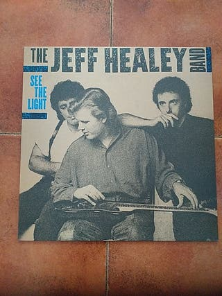 VINILO JEFF HEALEY BAND - SEE THE LIGHT (LP)