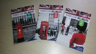 3 libros gramatica inglés