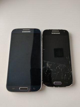 Samsung S4 & Samsung S4 Mini