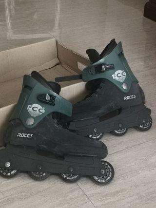 vendo patines online casi sin usar