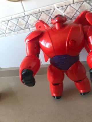 Muñeco big hero 6