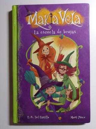 Makia Vela, escuela de brujas